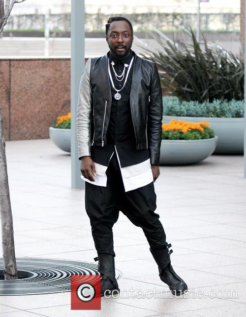 will i am william filming music video 3574120