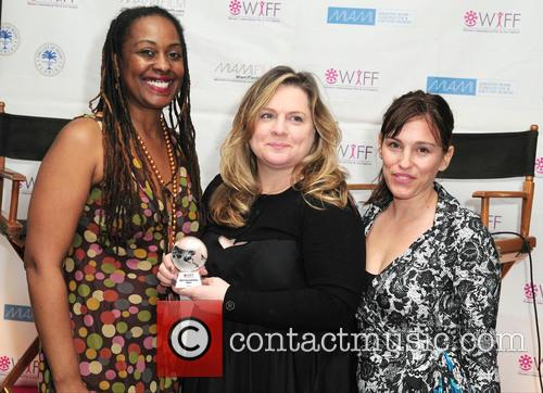 Amy Jo Johnson, Yvonne Mccormack Lyons and Jennie Walker 3