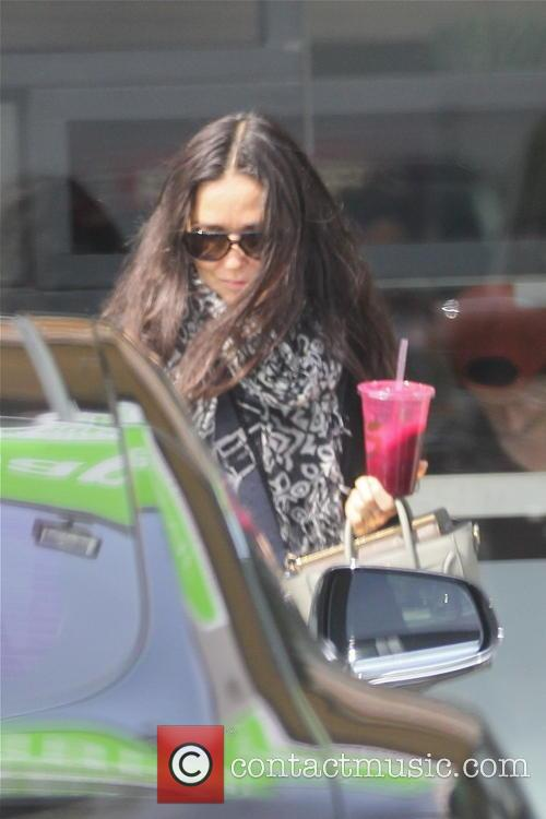 demi moore demi moore out shopping in 3575388