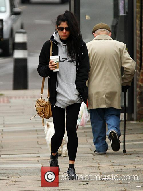 Eliza Doolittle seen out and about in Primrose...