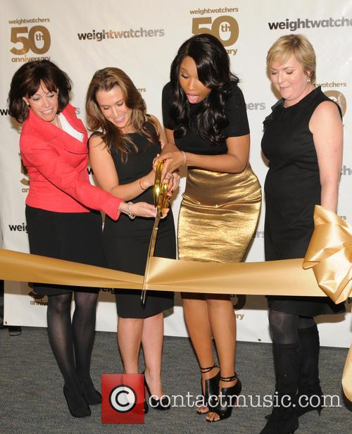 Jennifer Hudson, Andrea Shapiro Davis, Heather Nidetch and Cheryl Callan 2