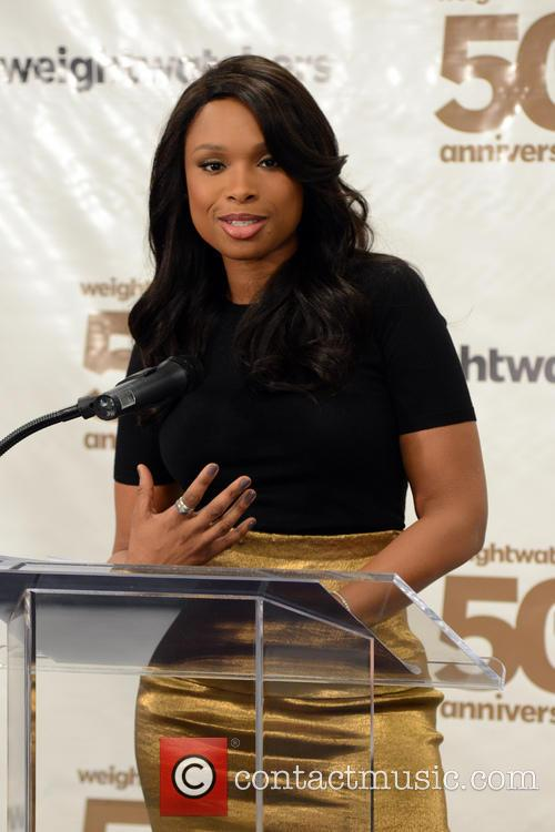 Jennifer Hudson Weight Watchers 50