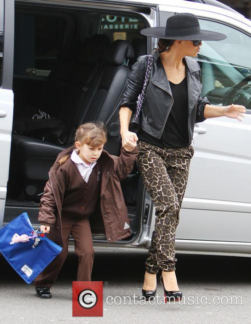 Myleene Klass and Ava Quinn 2