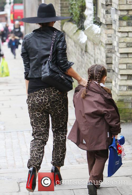 Myleene Klass and Ava Quinn 5