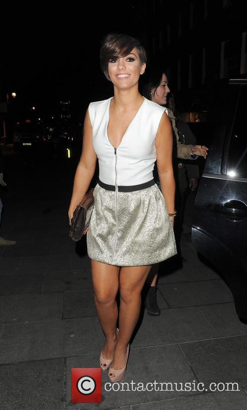 Frankie Sandford and The Saturdays 11