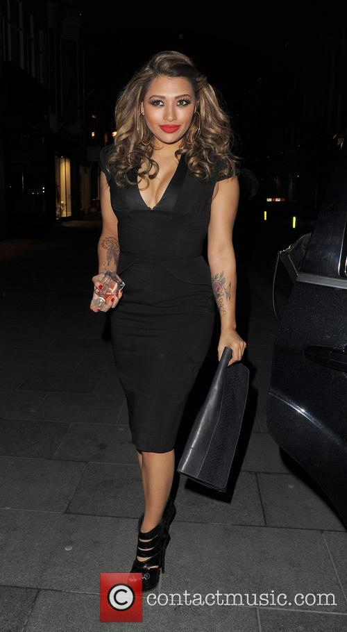 vanessa white of the saturdays the saturdays 3574807