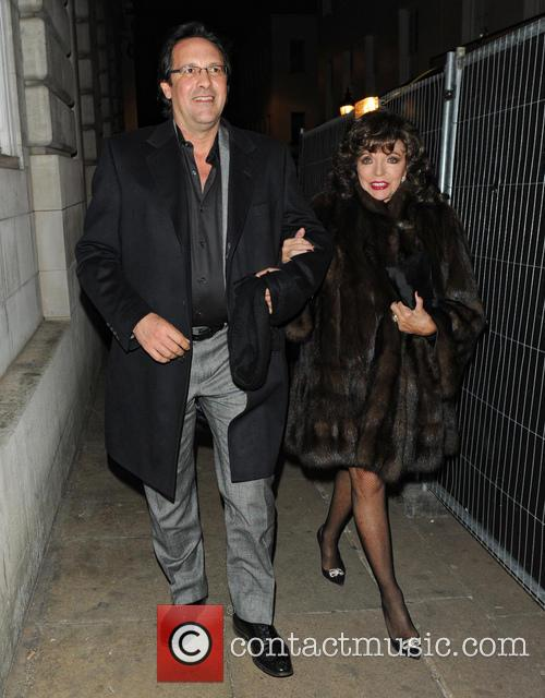 Percy Gibson, Joan Collins