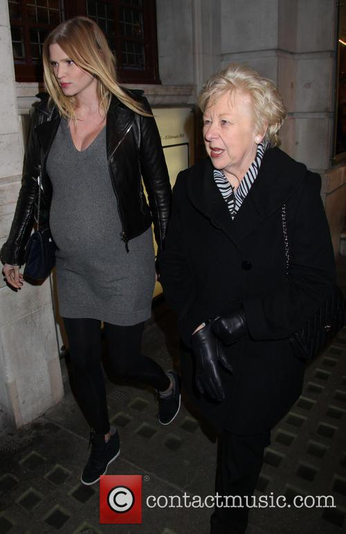 Kathleen Williams and Lara Stone 11
