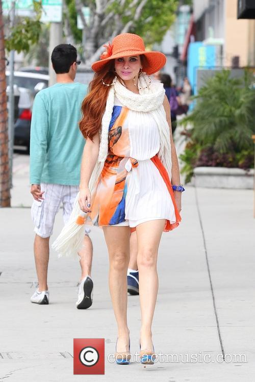 Phoebe Price On Robertson Boulevard