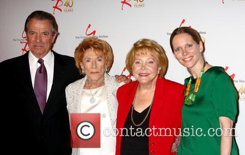 Eric Braeden, Jeanne Cooper, Lee Phillip Bell and Lauralee Bell