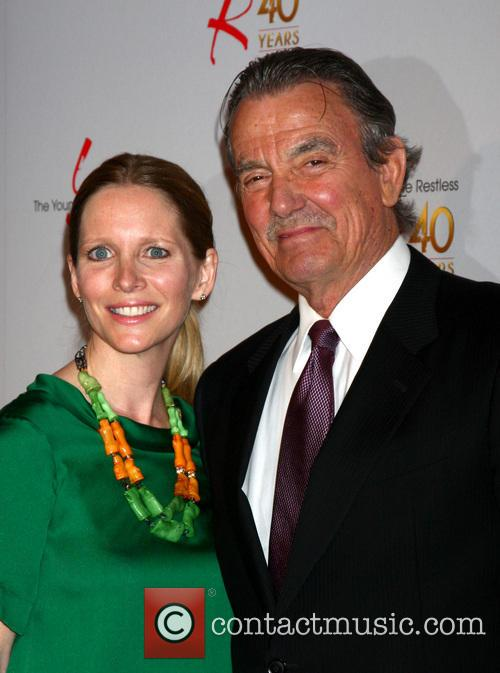 Lauralee Bell and Eric Braeden 1