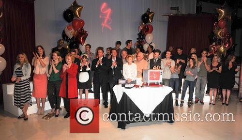 jeanne cooper cast 40th anniversary of the young 3652101