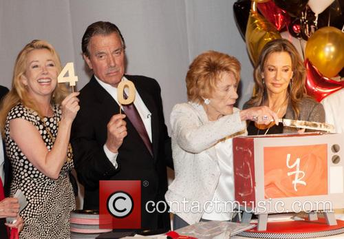 Jeanne Cooper and Cast 16
