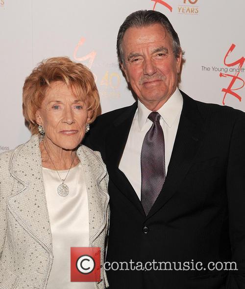 Jeanne Cooper and Eric Braeden 8