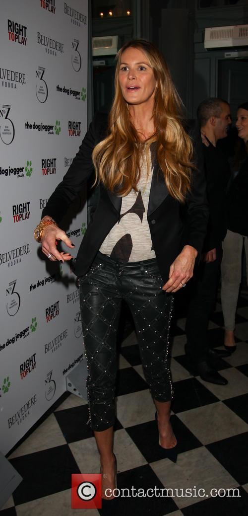 elle macpherson barry the dog fundraiser  3576814