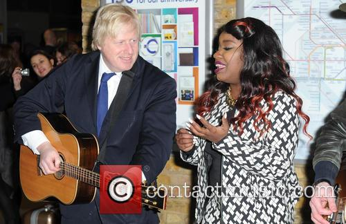 Boris Johnson and Misha Bryan 6