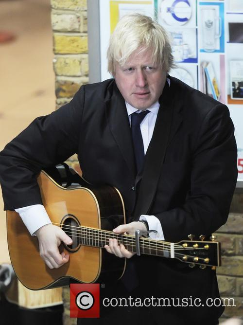 Boris Johnson and Misha Bryan 9