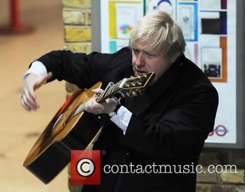 Boris Johnson and Misha Bryan 1