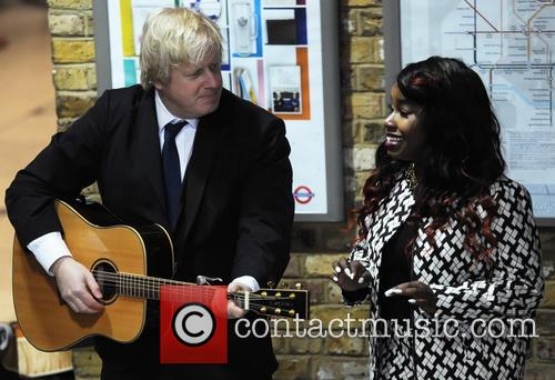 Boris Johnson and Misha Bryan 12