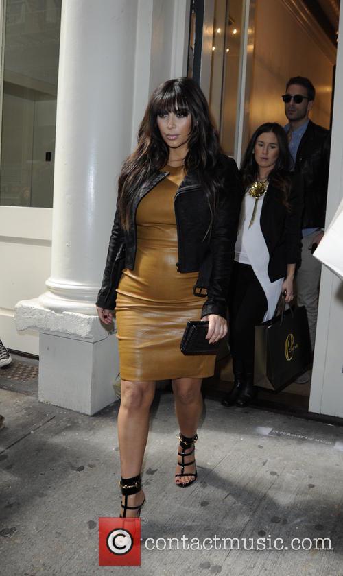 Kim Kardashian, Soho