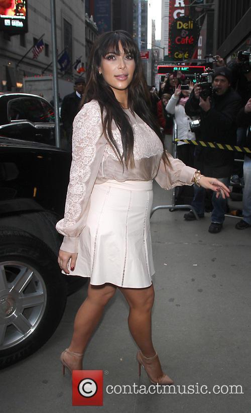 Kim Kardashian, Good Morning America