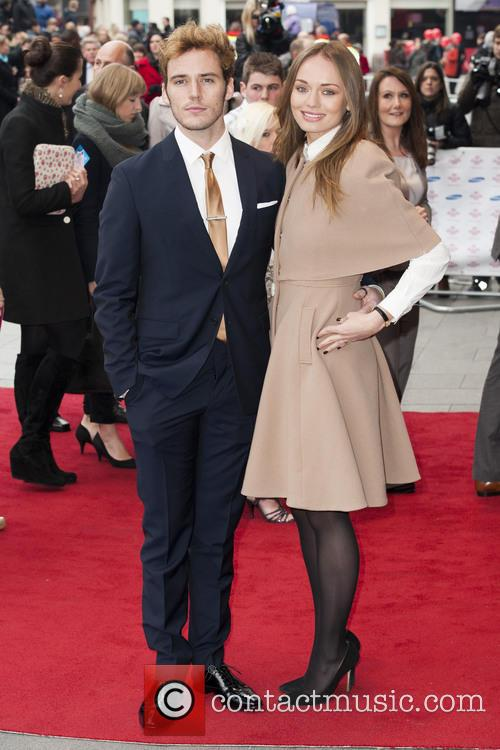 Sam Claffin and Laura Haddock 4