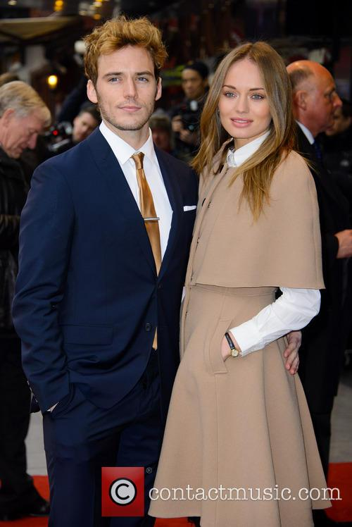 Sam Claffin and Laura Haddock 2