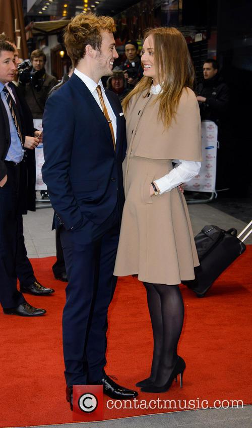 Sam Claffin and Laura Haddock 3