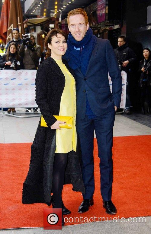Helen Mcrory and Damien Lewis 2