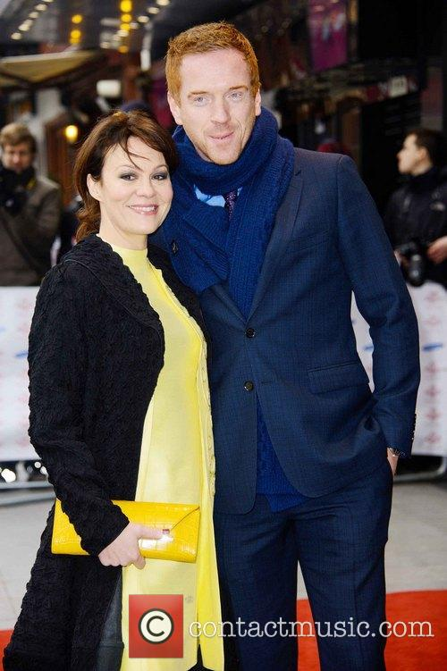 Helen Mcrory and Damien Lewis 3