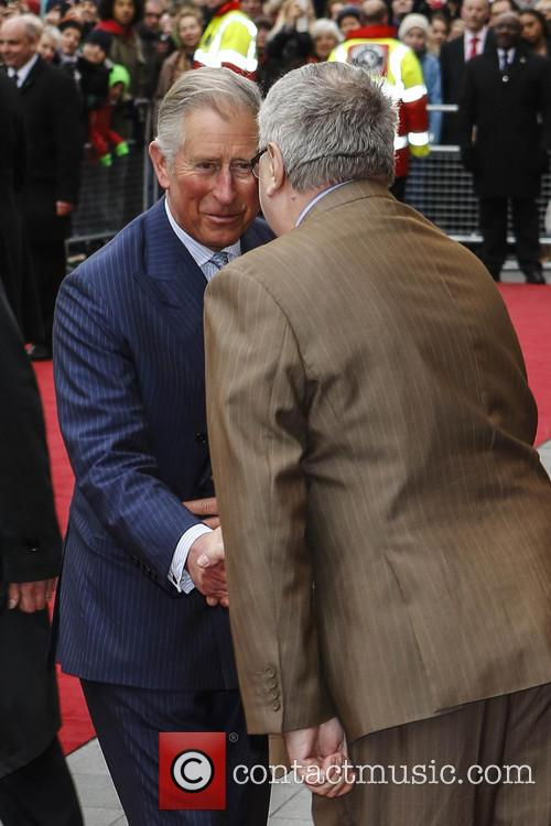 Prince Charles, Prince of Wales, Odeon Leicester Square