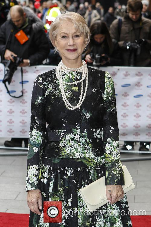 Dame Helen Mirren, Odeon Leicester Square
