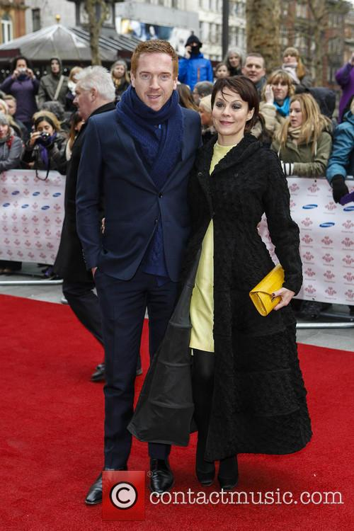 Damian Lewis and Helen Mcrory 2