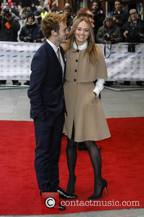 Laura Haddock and Sam Claffin 8