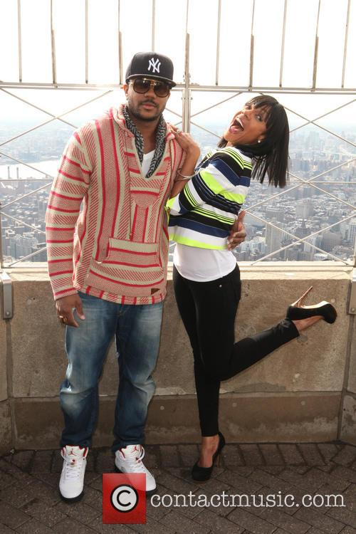 'The Game' stars Wendy Raquel Robinson and...