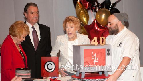 Jeanne Cooper, Eric Braeden and Duff Goldman 6