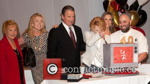 Jeanne Cooper and Cast 4