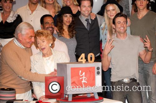 Jeanne Cooper and Cast 7