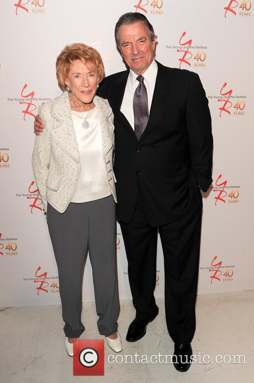 Jeanne Cooper and Eric Braeden 5