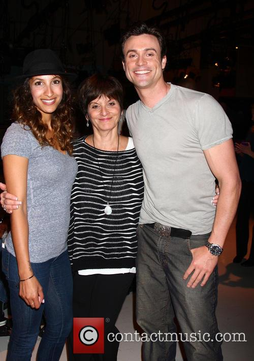 Christel Khalil, Jill Farren Phelps and Daniel Goddard