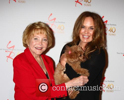 lee phillip bell joy bell catherine bach 40th anniversary 3577888