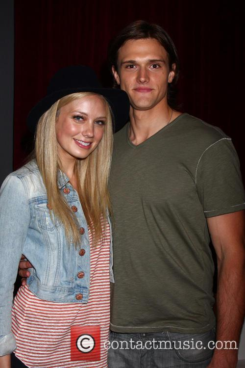 Melissa Ordway and Hartley Sawyer 1