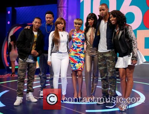 Barry Floyd, Hosea Chanchez, Lauren London, Miss Mykie, Wendy Raquel Robinson, Jay Ellis and Brandy Norwood 3