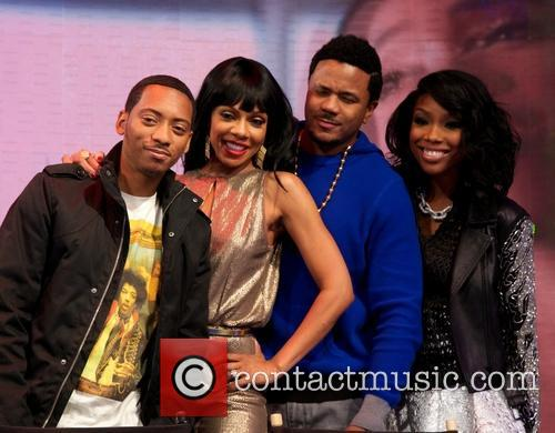 Barry Floyd, Wendy Raquel Robinson, Hosea Chanchez, Brandy Norwood