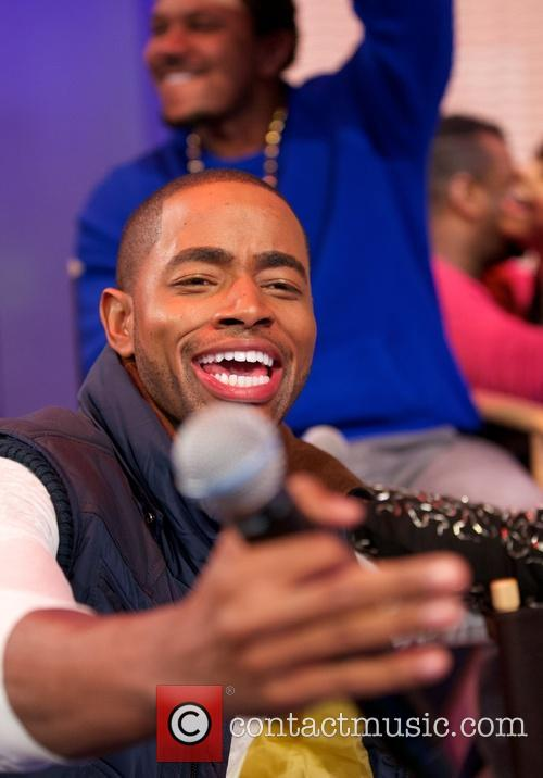 Celebrities at 106 & Park Live