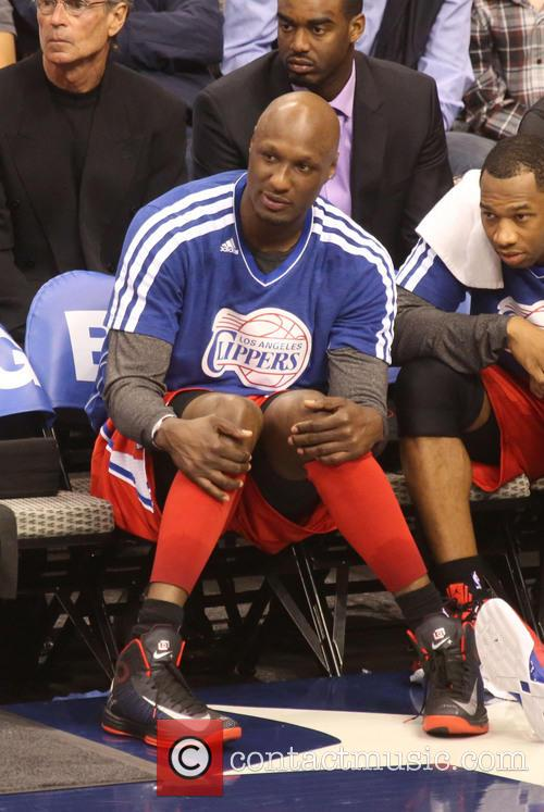 Lamar Odom Clippers