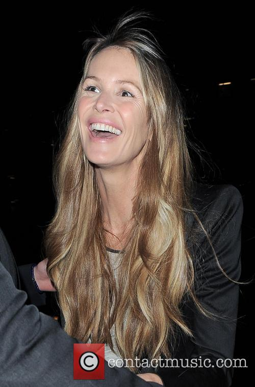 Elle Macpherson at The Right To Play