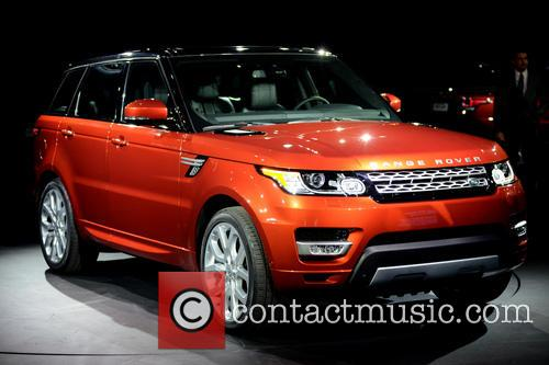 The Range Rover Sport and World Unveiling 1