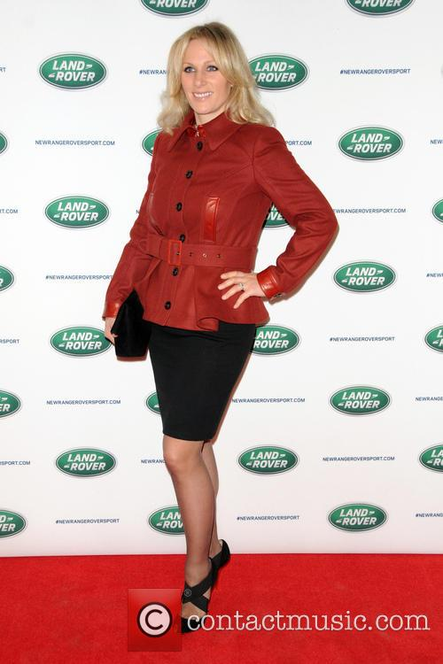 Zara Phillips 2