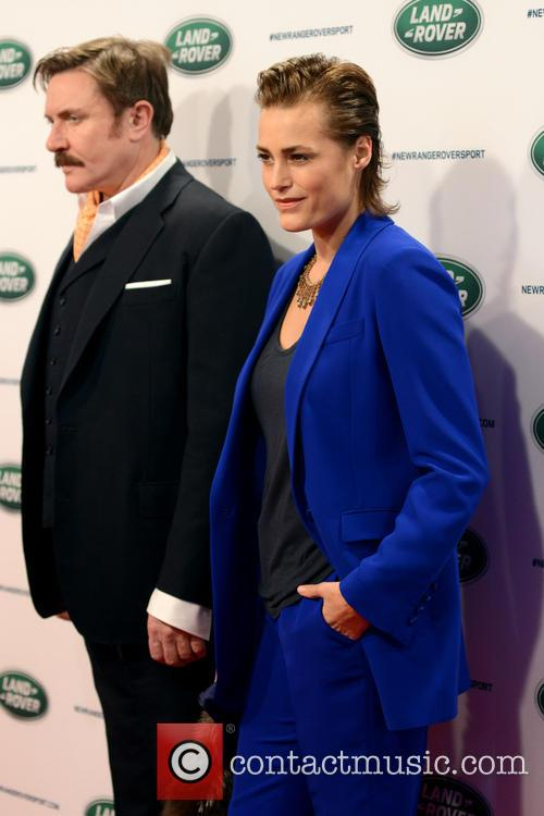Yasmin Le Bon and Simon Lebon 6